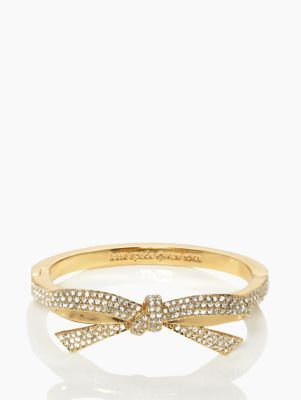finishing touch pave bangle - kate spade new york, $88