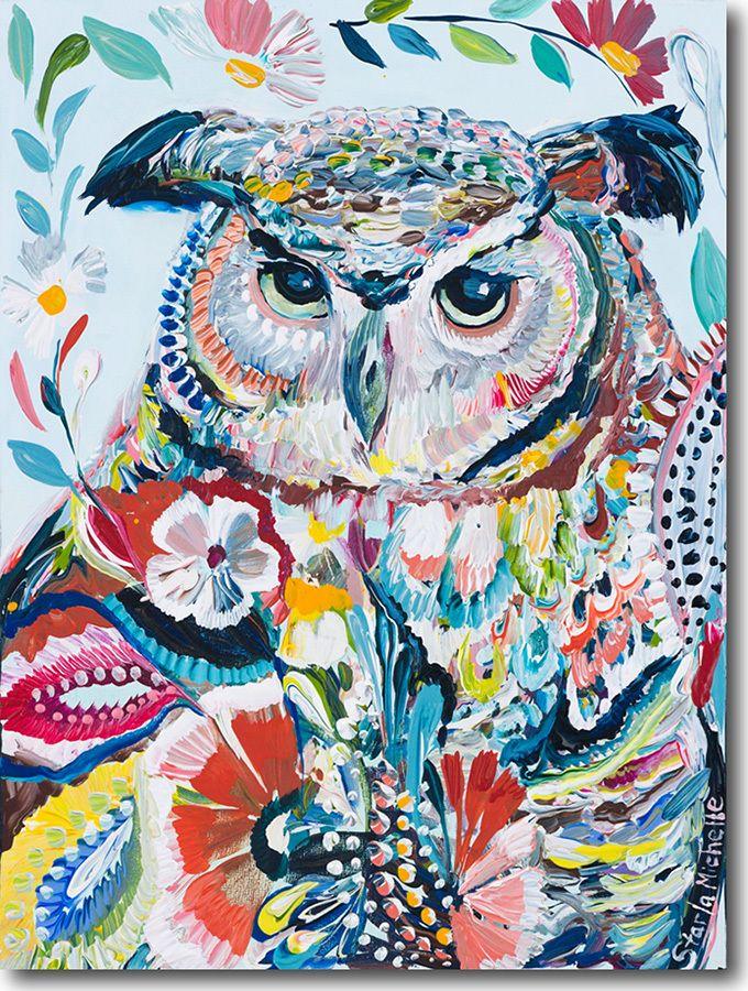 SkylineArtEditions.com - O for Owl, $25.00 (http://www.skylinearteditions.com/o-for-owl/)