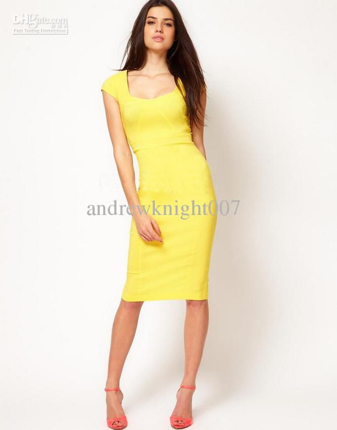 17 Best ideas about Yellow Tea Dresses on Pinterest | Vintage ...