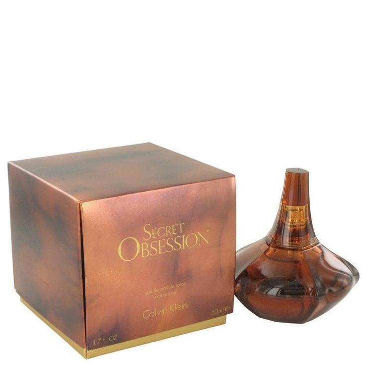 Secret Obsession Eau De Parfum Spray By Calvin Klein