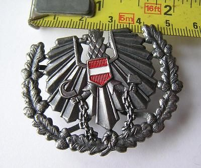 #Austria #austrian army beret #badge cap #badge,  View more on the LINK: 	http://www.zeppy.io/product/gb/2/171246413928/