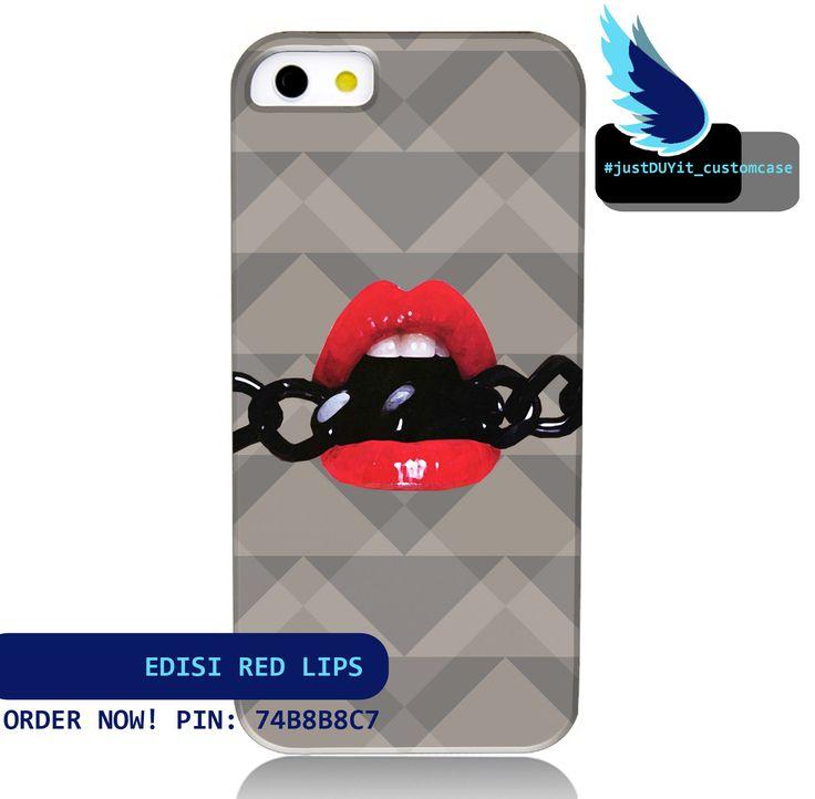 CUSTOM CASE Edisi (RED LIPS) O R D E R Now: PIN-74B8B8C7 *  Jenis Case yang Bisa di Order : - HARDCASE STANDARD - HARDCASE FULL PRINT - SOFTCASE - SOFTCASE FLIP CASE - RUBBERSIDE CASE - WOODEN CASE - FLIP COVER  Hampir Untuk Semua Jenis HP :  - iPhone - Blackberry - Samsung - Sony - Nokia Lumia - Lenovo - HTC - Samrtfren Andromax - LG - Oppo  O R D E R Now: PIN-74B8B8C7 *