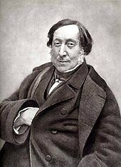 "Gioachino Antonio Rossini (29 Feb 1792 – 13 Nov 1868) was an Italian composer who wrote 39 operas as well as sacred music, chamber music, songs, and some instrumental and piano pieces. His best-known operas include the Italian comedies Il barbiere di Siviglia (The Barber of Seville) and La Cenerentola and the French-language epics Moïse et Pharaon and Guillaume Tell. A tendency for inspired, song-like melodies is evident throughout his scores, which led to the nickname ""The Italian Mozart."""