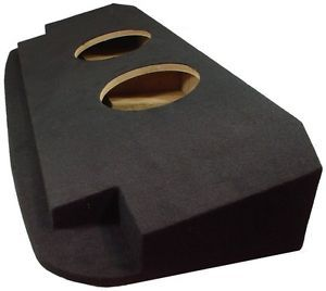Custom-Chevy-Avalanche-02-13-Dual-10-Subwoofer-Box-Bass-Speaker-Sub-Enclosure