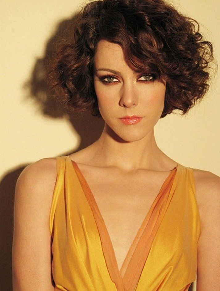 Tremendous Curly Bob Short Curly Bob And Curly Bob Hairstyles On Pinterest Hairstyles For Women Draintrainus