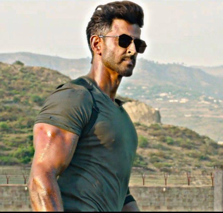 Hrithik Roshan War Movie Look #HrithikRoshan #War