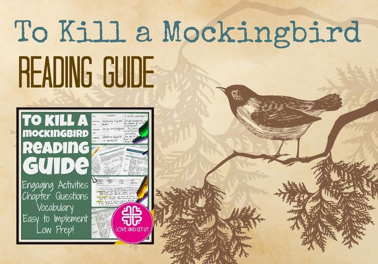 to kill a mockingbird reading response Eng 2dx response one: character and setting (the social and historical context of the novel) chapters 1-10 inclusive what you learn about the characters in the first ten chapters of the novel is essential to understanding the social and historical context of the story – the world scout lives in answer each question in a complete paragraph.
