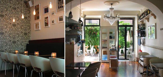 Royale Cafe, Lisbon Portugal