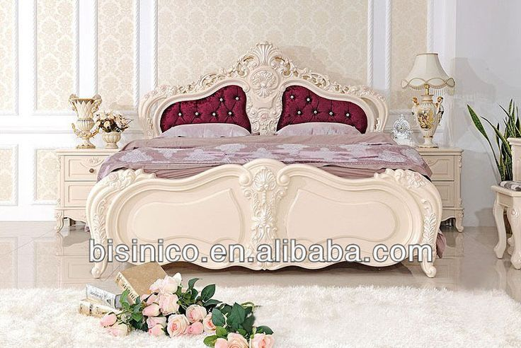 Luxury French style hand carved wooden living room double bed, View european wooden double bed, BISINI Product Details from Bisini Furniture And Decoration Co., Ltd. on Alibaba.com
