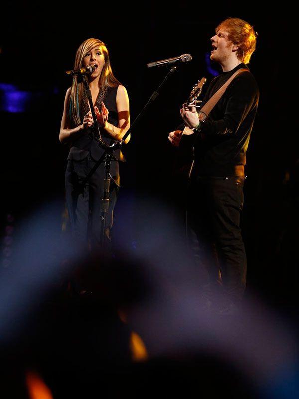 %u2018The Voice%u2019: Ed Sheeran Performs With Christina Grimmie %u2014�Watch