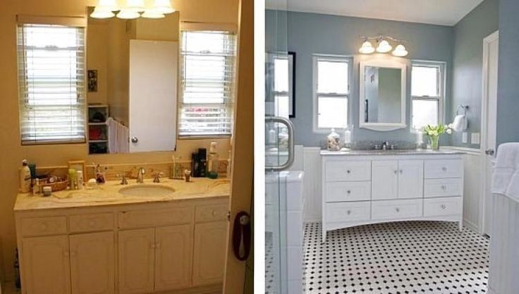 Low Cost To Remodel A Bathroom Ideas #lowcostremodeling ...