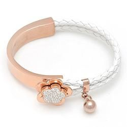 Charm Plated Rose Gold