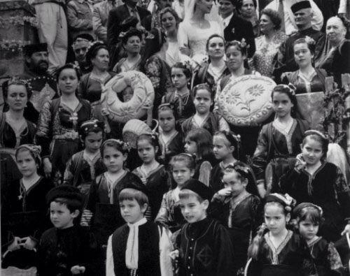 Γάμος στο Μέτσοβο. Λεύκωμα: ΜΕΤΣΟΒΟ ΚΩΣΤΑΣ ΜΠΑΛΑΦΑΣ