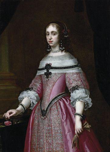 Infanta D. Catarina de Bragança de Portugal, Princesa da Beira e Rainha Consorte de Inglaterra e Escócia(1638-1705). Casa Real: Bragança; Stuart Editorial: Real Lidador Portugal Autor: Rui Miguel