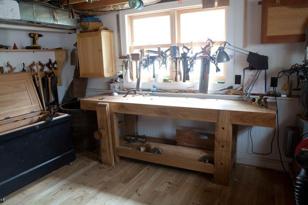 Here's how to make workbench designs while avoiding common beginner DIY workbench mistakes. Plus: Why you shouldn't worry about standard workbench height.