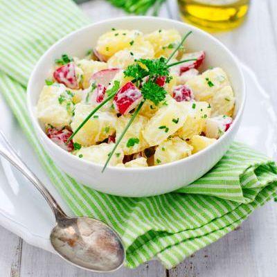 Salata de cartofi