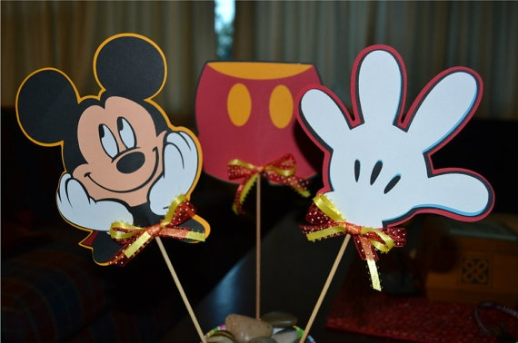 23 best images about Cricut Mickey Mouse birthday Ideas on ...