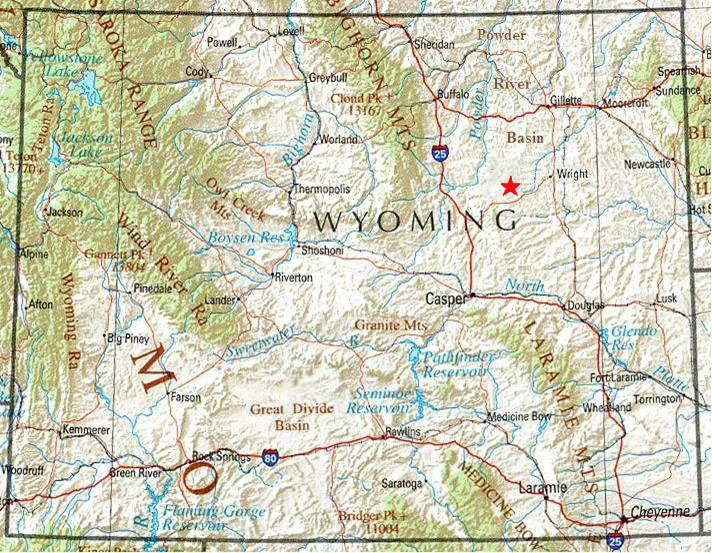 Wyoming Places Ive Been Pinterest Wyoming Alaska And Hawaii - Bighorn mountains map us