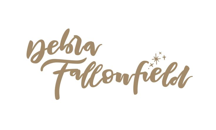 Debra Fallowfield   Hand Lettered Logo   Brave and Brogue
