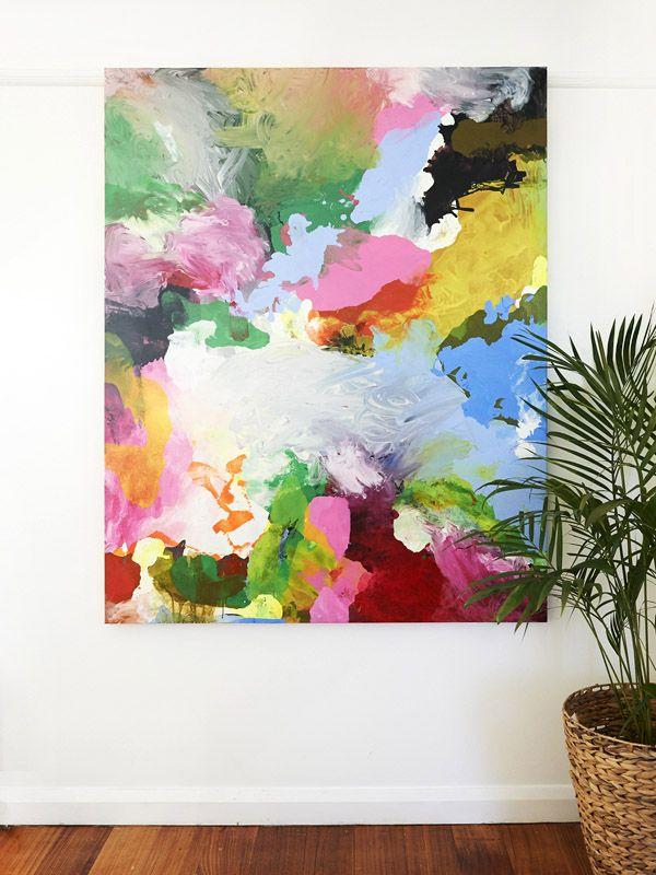 The artwork of Australian artist Barbara Kitallides via thedesignfiles.net