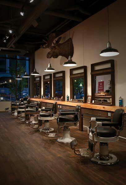 17 Best Images About Barber Shop Ideas And Styles On
