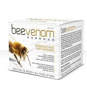 Bee Venom Cream Essence for mature, sensitive or greasy skin as well as those with impurities, as a foundation cream and as a night treatment. - http://best-anti-aging-products.co.uk/product/bee-venom-cream-essence-for-mature-sensitive-or-greasy-skin-as-well-as-those-with-impurities-as-a-foundation-cream-and-as-a-night-treatment/