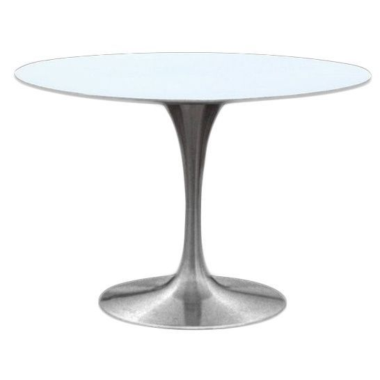 Silverado 60 Inch Round Dining Table
