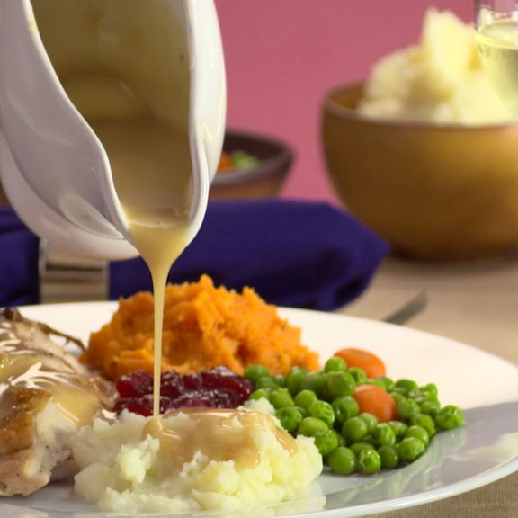 Make Your Gravy Extra Smooth