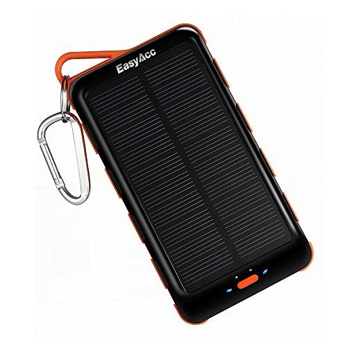 Cool Gadgets for Geeks and Travelers This Christmas, Many of Them Bargains Under $20. EasyAcc 15000mAh Portable Solar Charger
