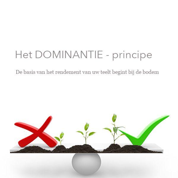🌿 Het DOMINANTIE - principe Het gebruik van kunstmest, chemicaliën en verkeerde grondbewerking zorgen voor een overwicht aan schadelijke micro-organismen in de bodem. Dit gaat ten koste van het natuurlijk evenwicht en daarmee van het rendement van uw teelt.  De basis van het rendement van uw teelt begint bij de bodem.  Lees meer → https://biobac.nl/dominantie-principe/  #kunstmest #chemicaliën #grondbewerking #microorganismen #teelt #bodem #dominantie