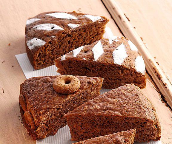 Läckerli-Kuchen