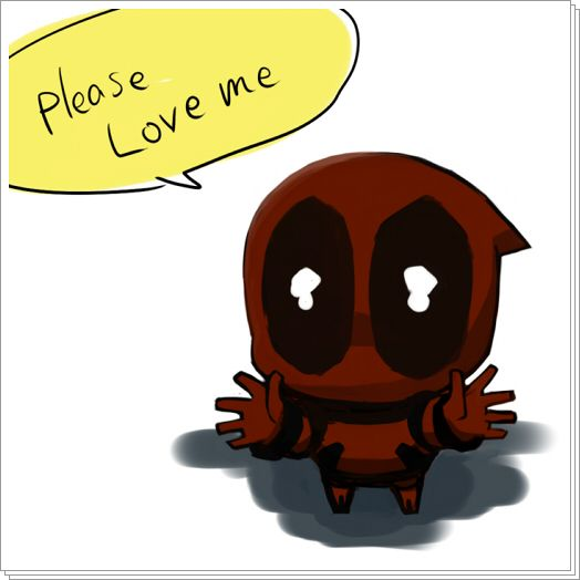 Awwwww!!!!!!!! Of course I will baby deadpool :) and I will feed you Chimichangas :)