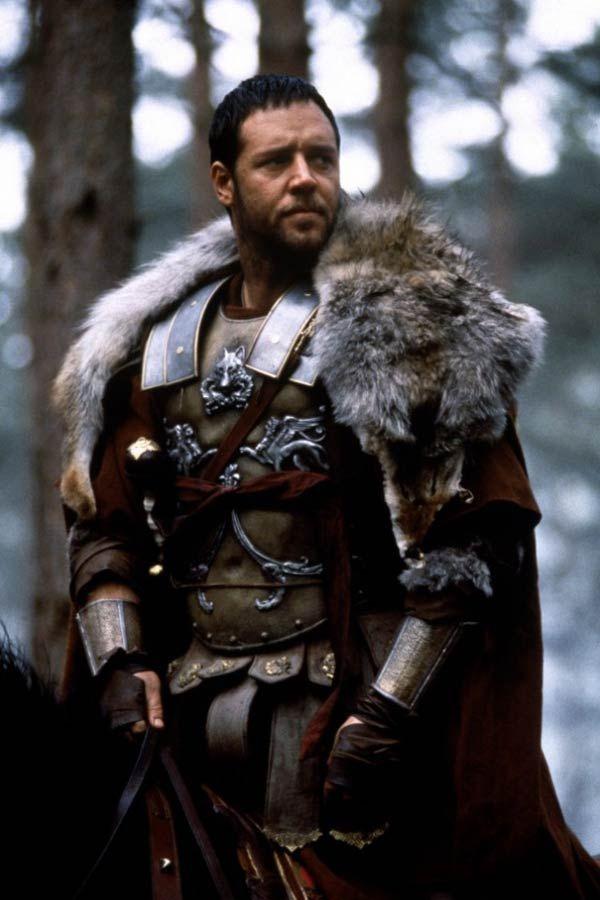 Aelius Maximus Decimus Meridius - Russell Crowe in Gladiator (2000).