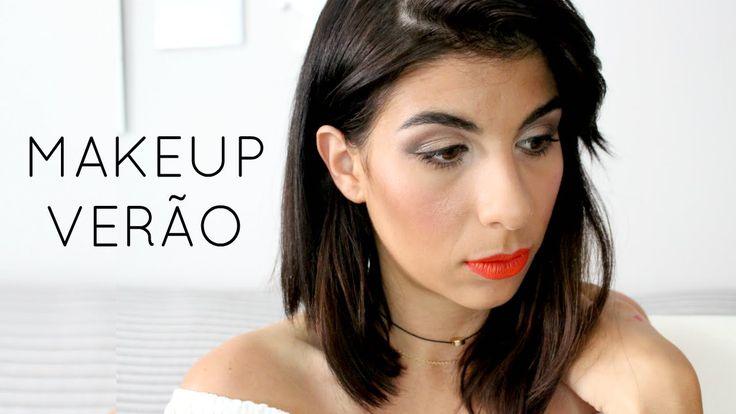Maquilhagem ❁ Verão   Be Creative Be You