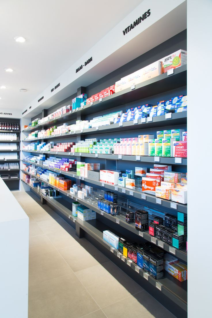 apotheek - pharmacy - inrichting - design - Schevenels Projects Interieurs - Arspharma - maatwerk