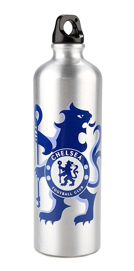 Logo Chelsea Football Club bottle,is it the most happiest felling when you can go carried your favorite team everywhere you go. Calling all the Chelsea fans, this bottle sure is a must for the true blue. http://www.zocko.com/z/JHQnf