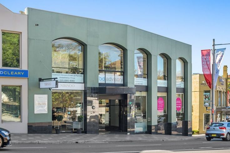 Recently sold For Commercial Sale - 306-310 New South Head Road - Double Bay , NSW