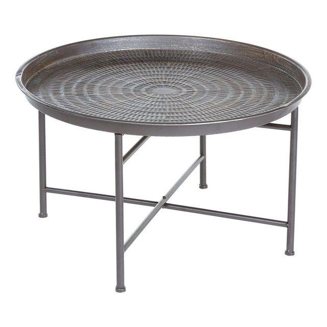 Table Decoratie En Metal Table Cafe Table Basse Ronde Table Basse