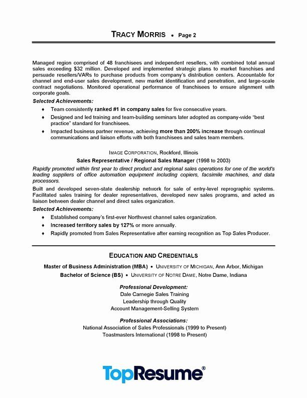 23 Sales Manager Job Description Resume In 2020 Resume Examples