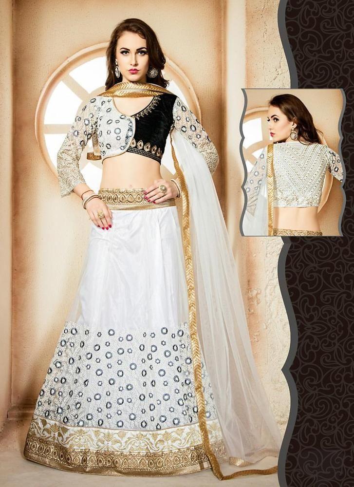 Wedding Indian Choli Lehenga wear Bridal Traditional Ethnic Bollywood Pakistani #kriyacreation #ALineLehenga