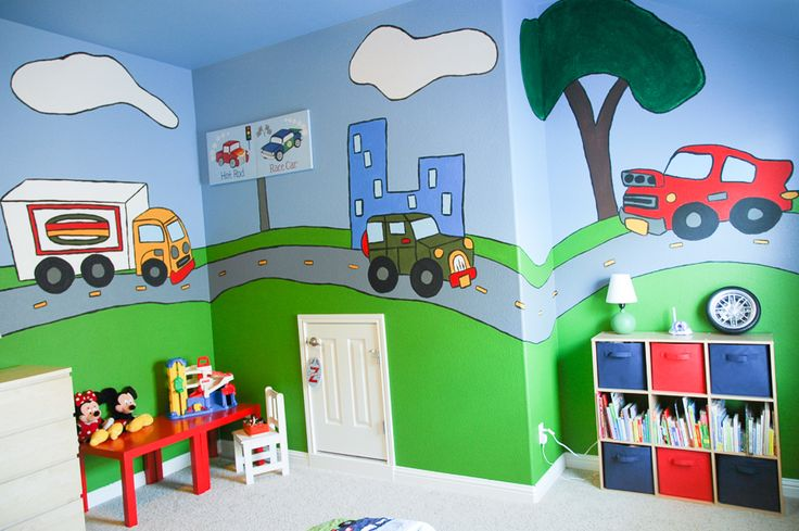 Are you wondering how to paint a mural on your son's or daughter's walls? I've walked in your shoes! Back when my now 7-year old son was just two, we...