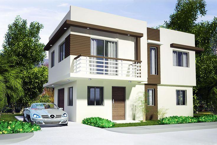 Small House Parapet Wall Elevation : Modern parapet wall design ideas google search