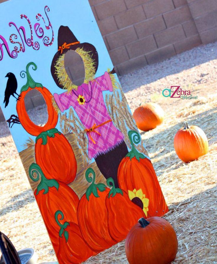 Pumpkin Patch Party- http://atozebracelebrations.com/2013/09/pumpkin-patch-party.html