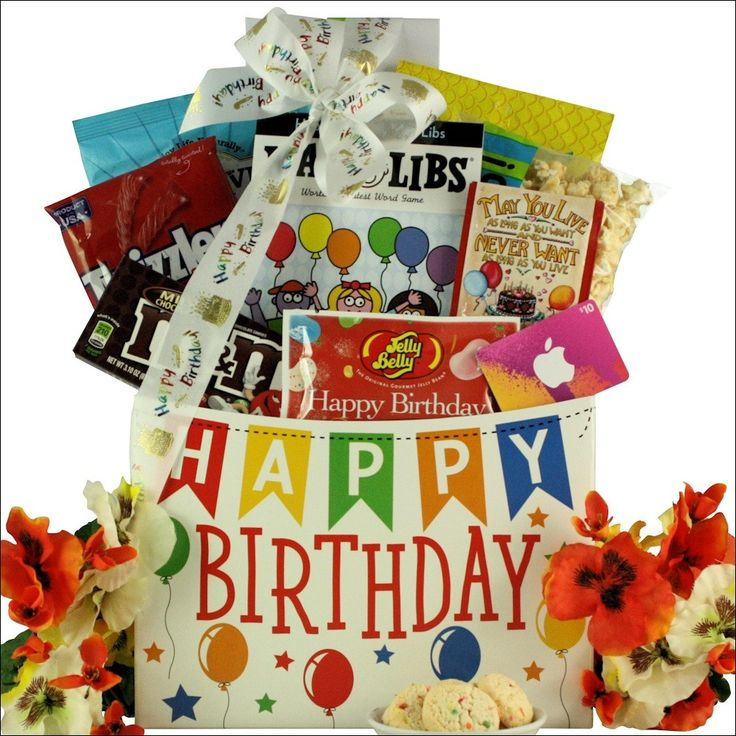 25 Best Ideas About Teen Birthday Gifts On Pinterest: 25+ Best Ideas About Teen Gift Baskets On Pinterest