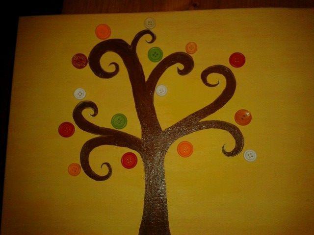 Még félkész Gombos fám