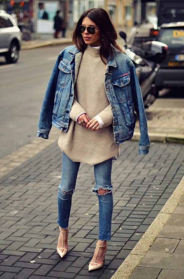 Duo We Love: Tricot and Denim