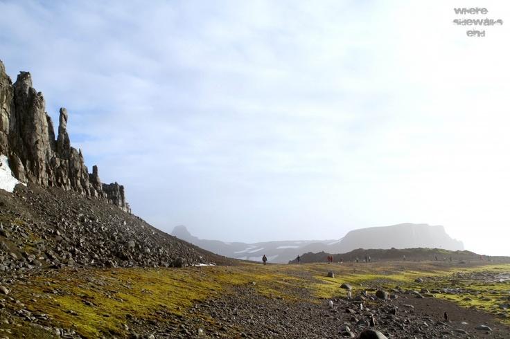 South Shetland Islands, Antarctica: Hebridean Islands, Shetland Islands