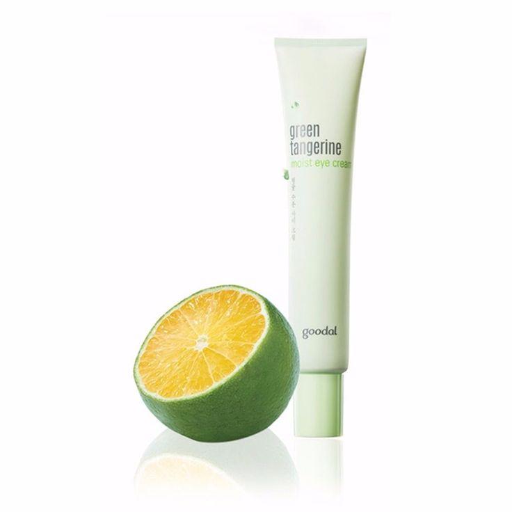 Goodal Green Tangerine Moisturizing Moist Eyecream 30ml #Goodal