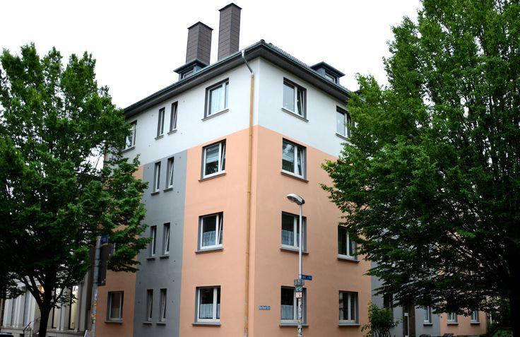 Fassadensanierung in der Berliner Straße abgeschlossen | Grand City Property – GCP – Wohnungssuche Mietwohnung Wohnung mieten Immobilien