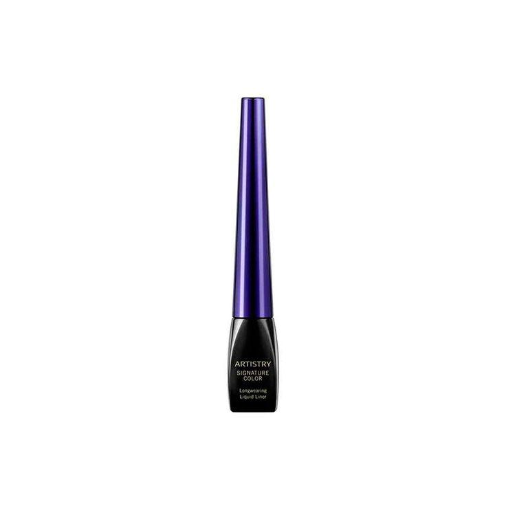 ARTISTRY SIGNATURE COLOR™ Стойкая жидкая подводка для глаз оттенка Purple Luxe из лимитированной коллекции создает переливающееся стойкое сияние, которое гарантированно будет привлекать к вам восхищенные взгляды.